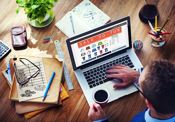 שיווק ומכירות באינטרנט